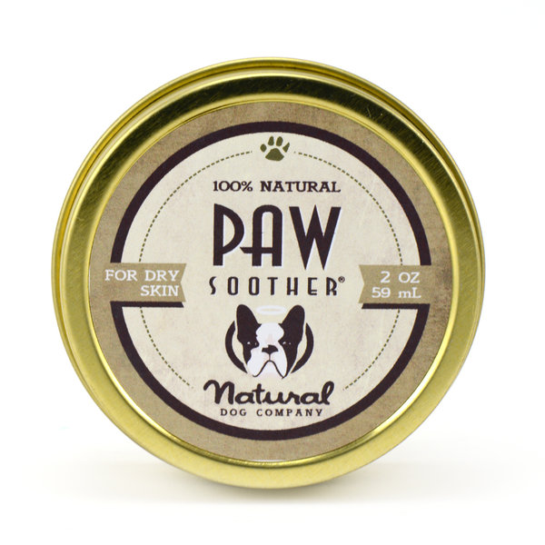 Paw Soother Gold Tin